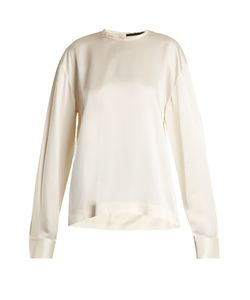 Haider Ackermann | Kuiper Long-Sleeved Satin Blouse