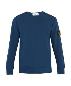 Stone Island | Long-Sleeved Cotton Sweatshirt