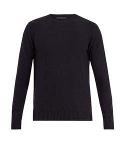 The GIGI | Barth Crew-Neck Wool Sweater