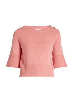 BARRIE | Cashmere-Knit Top