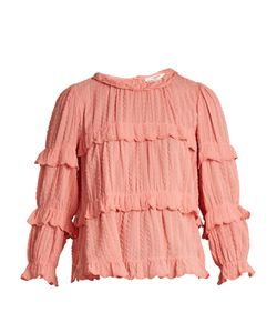 Isabel Marant Étoile | Ykaria Tiered Frill Blouse