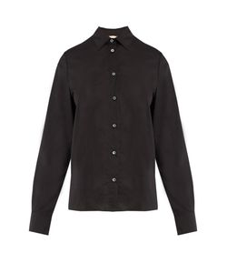 BROCK COLLECTION | Baylee Point-Collar Cotton-Voile Shirt