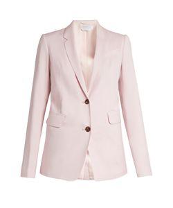 Gabriela Hearst   Artemis Single-Breasted Wool Jacket