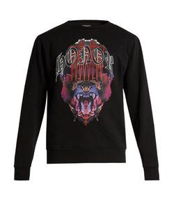 Marcelo Burlon | Rodolfo Cotton-Jersey Sweatshirt