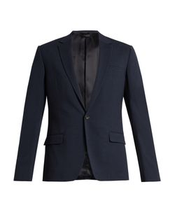 Calvin Klein Collection | New Crosby Single-Breasted Wool-Blend Jacket