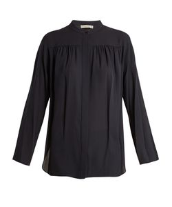 Vince | Silk-Georgette Blouse