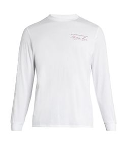 MARTINE ROSE | Logo-Print Cotton-Jersey T-Shirt