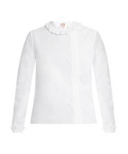 SHRIMPS | Guinevere Cotton Blouse