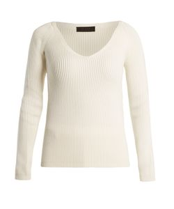 The Row | Candice V-Neck Sweater