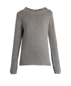 Vanessa Bruno | Galzi Wool And Cashmere-Blend Sweater