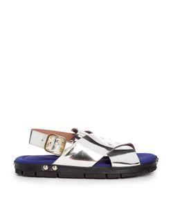 Marni | Fusbett Leather Sandals