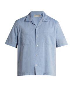 Vince   Cabana Short-Sleeved Shirt