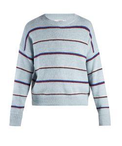 Isabel Marant Étoile | Gatlin Striped Alpaca-Blend Sweater