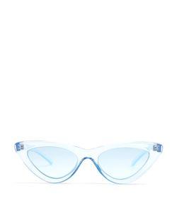 Le Specs | X Adam Selman The Last Lolita Sunglasses