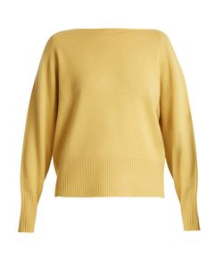 Vince | Boat-Neck Cashmere Sweater