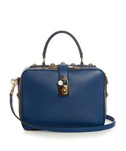 Dolce & Gabbana | Dolce Soft Leather Box Bag