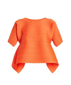 PLEATS PLEASE BY ISSEY MIYAKE | Poyon Poyon Pleated Top