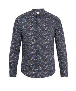 Paul Smith | Sun-Print Single-Cuff Cotton Shirt