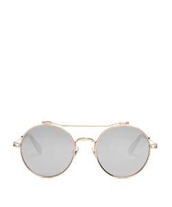 Givenchy | Round-Frame Metal Sunglasses
