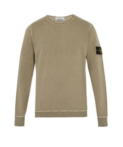 Stone Island | Crew-Neck Cotton Sweatshirt