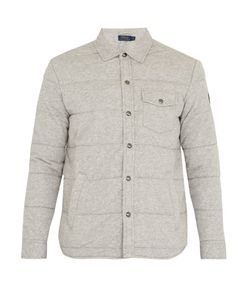 Polo Ralph Lauren | Quilted Cotton-Blend Shirt