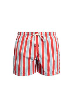 Solid & Striped | The Classic Monaco Stripe-Print Swim Shorts