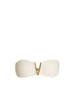 Heidi Klein   Côte Dazur Bandeau Bikini Top
