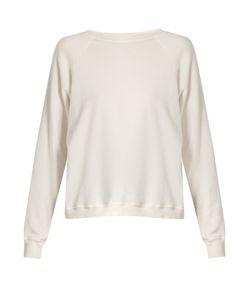 BLISS AND MISCHIEF | Raglan-Sleeved Jersey Sweatshirt