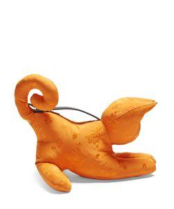Loewe | Cat Oriental-Jacquard Clutch