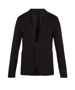 Wooyoungmi | Single-Breasted Wool-Blend Blazer