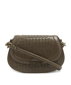 Bottega Veneta | Umbria Intrecciato Leather Shoulder Bag