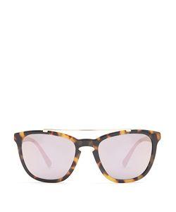 Valentino | D-Frame Sunglasses