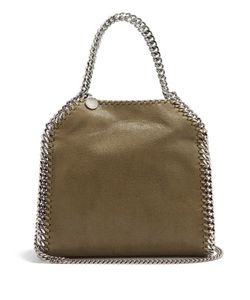 Stella Mccartney | Falabella Faux-Suede Mini Cross-Body Bag