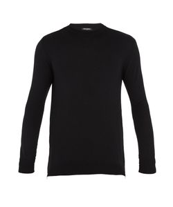 Balmain | Zip-Fastening Wool-Knit Sweater