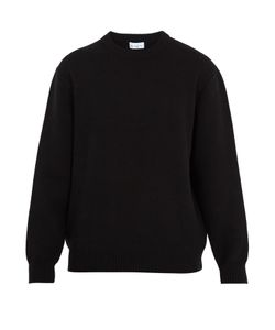 RAEY   Displaced-Sleeve Wool Sweater