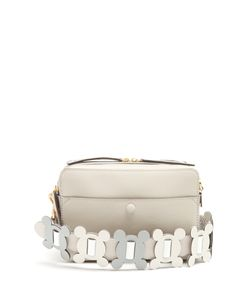 Anya Hindmarch | The Stack Leather Cross-Body Bag