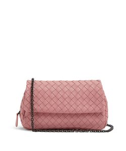 Bottega Veneta | Intrecciato Mini Leather Cross-Body Bag