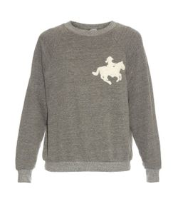 BLISS AND MISCHIEF | Cowgirl Chenille Sweatshirt