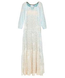 Athena Procopiou | Castles Made Of Sand Maxi Dress