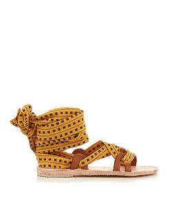 BROTHER VELLIES | Zanzibar Wraparound Sandals