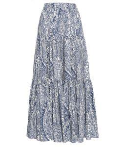 LA DOUBLEJ EDITIONS | The Bandana-Print Big Skirt