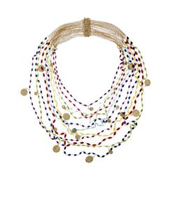 ROSANTICA BY MICHELA PANERO | Divina Gitani Agate Bead Necklace