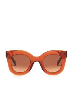 CÉLINE SUNGLASSES | Baby Marta Acetate Sunglasses