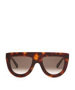 CÉLINE SUNGLASSES | Shadow Acetate Sunglasses