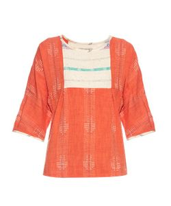 ACE & JIG | Popham Cotton-Blend Top