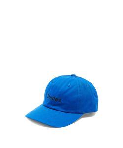 ÉTUDES | Still Logo-Embroide Cotton Cap