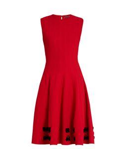 Alexander McQueen | Sleeveless A-Line Dress