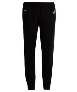 Bella Freud   Star Cashmere-Blend Track Pants
