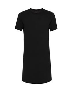 Rick Owens | Raw-Edged Jersey T-Shirt