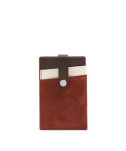 Want Les Essentiels | Kennedy Suede Money Clip And Cardholder